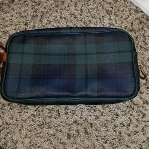 ec0981fdc0 Polo by Ralph Lauren Bags - Ralph lauren plaid travel cosmetic case vintage